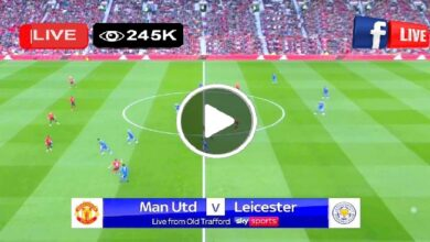 Photo of Manchester United vs Leicester City LIVE Football Score 11 May 2021
