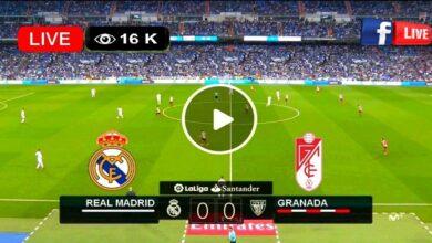 Photo of Real Madrid vs Granada CF LaLiga LIVE Football Score 13 May 2021