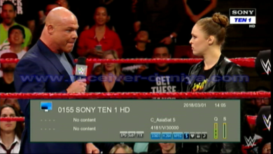 Photo of SONY TEN 1 HD Started New Frequency On ChinaSat-11