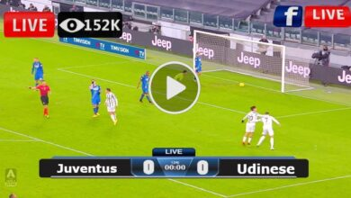 Photo of Juventus VS Udinese Serie A Live Football Match Score 2 May 2021