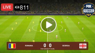 Photo of Romania vs Georgia Friendly International LIVE Football Score 2 June 2021