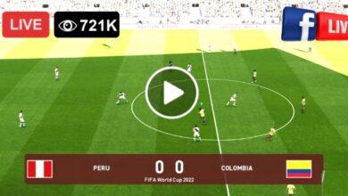 Photo of Peru vs Colombia World Cup LIVE Football Score 4 June 2021