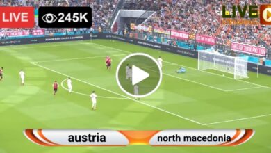 Photo of austria vs north macedonia LIVE Football Score 13 June 2021