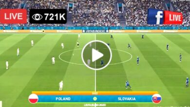 Photo of Poland vs Slovakia UEFA EURO LIVE Football Score 14 June 2021