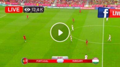 Photo of hungary vs portugal UEFA EURO LIVE Football Score 15 June 2021