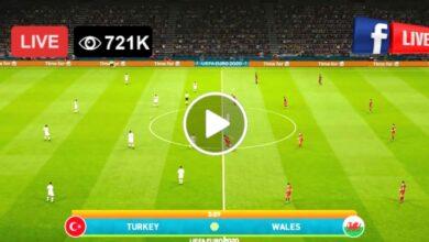 Photo of Turkey vs Wales UEFA Euro LIVE Football Score 17 June 2021