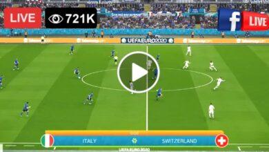 Photo of Italy vs Switzerland LIVE Football Score 16 June 2021