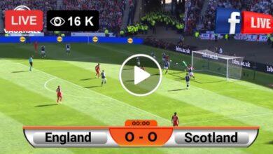 Photo of England vs Scotland UEFA EURO LIVE Football Score 18 June 2021