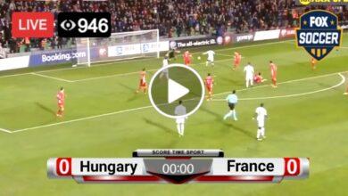 Photo of Hungary vs France UEFA Euro LIVE Football Score 19 June 2021