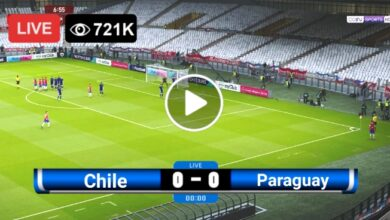 Photo of Chile vs Paraguay Copa América LIVE Football Score 25 June 2021