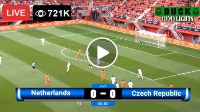 Photo of Netherlands vs Czech Republic UEFA Euro LIVE Football Score 27 June 2021