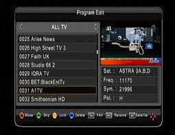 Photo of A1 TV (Australia) Started New Frequency On AsiaSat 7 105.5°E