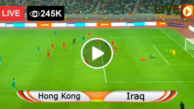 Photo of Hong Kong vs Iraq FIFA World Cup LIVE Football Score 11 June 2021