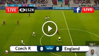 Photo of Czech Republic vs England UEFA Euro LIVE Football Score 22 June 2021