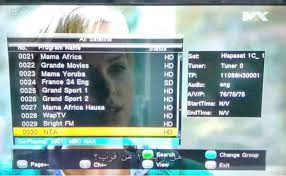 Photo of TStv Africa Latest New Frequency On Belintersat 1 at 51.5°E