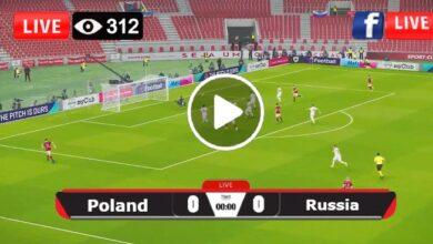 Photo of Poland vs Russia Friendly International LIVE Football Score 1 june 2021