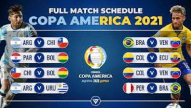 Photo of Copa America Started On Asiasat 5 (100.5°E) New Biss Key