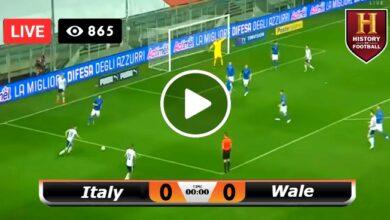 Photo of Italy vs Wales UEFA Euro LIVE Football Score 20 June 2021