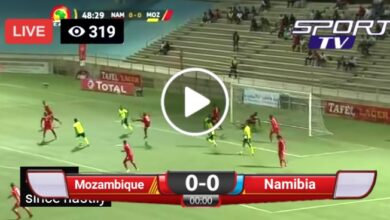 Photo of Mozambique vs Namibia COSAFA Cup LIVE Football Score 14 Jul 2021