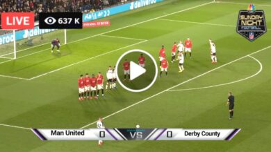 Photo of Manchester United vs Derby County Club Friendly Live Football Score 18 July 2021