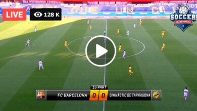 Photo of Barcelona vs Gimnastic Club Friendly LIVE Football Score 21 July 2021
