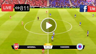 Photo of Arsenal VS Rangers Club Friendly LIVE Football Score 17 Jul 2021