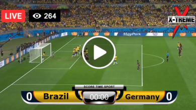 Photo of Brazil vs Germany LIVE Football Match Score 22 July 2021
