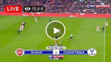 Photo of Arsenal vs Crystal Palace Premier League LIVE Football Score 18 Oct 2021