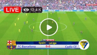 Photo of Barcelona vs Cadiz CF LaLiga LIVE Football Score 23 Sept 2021