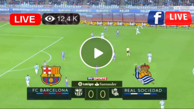 Photo of Barcelona vs Real Sociedad LaLiga LIVE Football Score 15 Aug 2021
