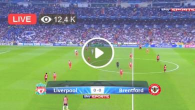Photo of Liverpool VS Brentford Premier League LIVE Football Score 25 Sept 2021