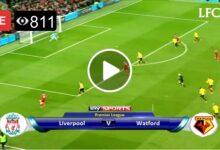 Photo of Liverpool vs Watford Premier League LIVE Football Score 16 Oct 2021