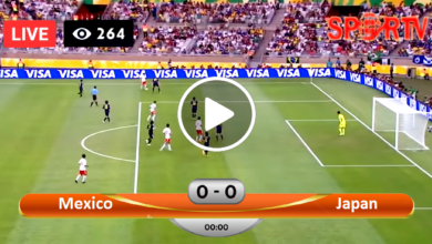 Photo of Mexico vs Japan Olympic Games LIVE Football Score 6 Aug 2021
