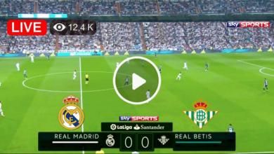 Photo of Real Madrid vs Real Betis LaLiga LIVE Football Score 29 Aug 2021