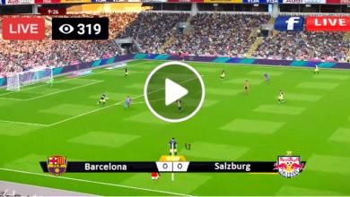 Photo of Barcelona vs Salzburg Club Friendly Live Football Score 4 Aug 2021