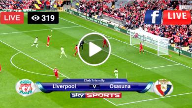 Photo of Liverpool vs Osasuna Club Friendly LIVE Football Score 9 Aug 2021