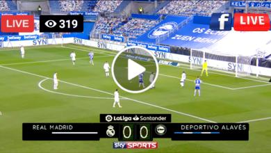 Photo of Real Madrid vs Alaves LaLiga LIVE Football Score 15 Aug 2021