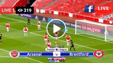 Photo of Arsena vs Brentford Premier League LIVE Football Score 14 Aug 2021