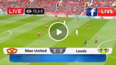 Photo of Manchester United vs Leeds Premier League LIVE Football Score 14 Aug 2021