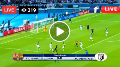 Photo of Barcelona VS Juventus Club Friendly LIVE Football Score 8 Aug 2021