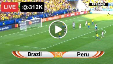 Photo of Brazil vs Peru LIVE World Cup Football Score 10 Sept 2021