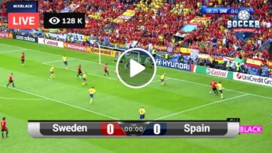 Photo of Sweden vs Spain World Cup LIVE Football Score 2 Sept 2021