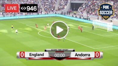 Photo of England vs Andorra World Cup LIVE Football Score 5 Sept 2021