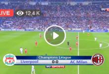 Photo of Liverpool vs Milan UEFA Champions League LIVE Football Score 15 Sept 2021