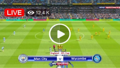 Photo of Manchester City vs Wycombe EFL Cup LIVE Football Score 21 Sept 2021