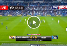 Photo of Real Madrid vs Inter UEFA Champions League LIVE Football Score 15 Sept 2021