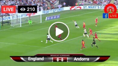 Photo of England vs Andorra World Cup LIVE Football Score 9 Oct 2021