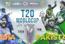 Photo of India vs Pakistan, ICC Men's T20 World Cup, 16th Match LIVE Cricket Score 24 Oct 2021