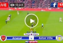 Photo of Arsenal vs Aston Villa  Premier League LIVE Football Score 23 Oct 2021