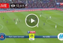 Photo of Paris Saint-Germain vs Marseille LIVE Football Score 24 Oct 2021